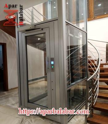 اجزای آسانسور هیدرولیکی چیست؟